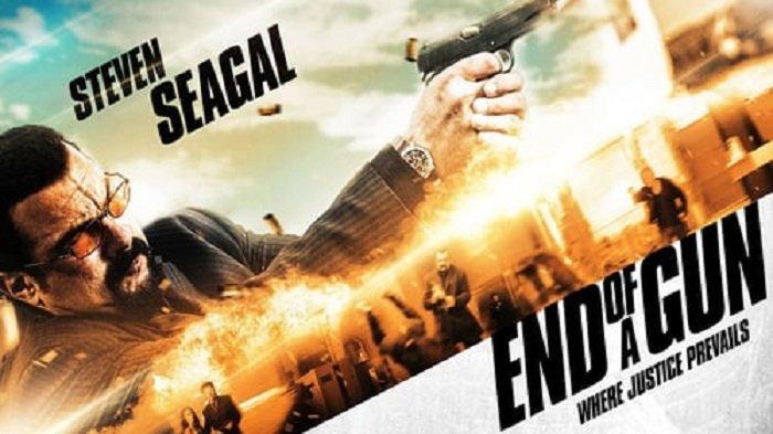 Sinopsis Film End of a Gun, Aksi Steven Seagal Curi Uang 2 Juta Dollar Milik Bandar Narkoba
