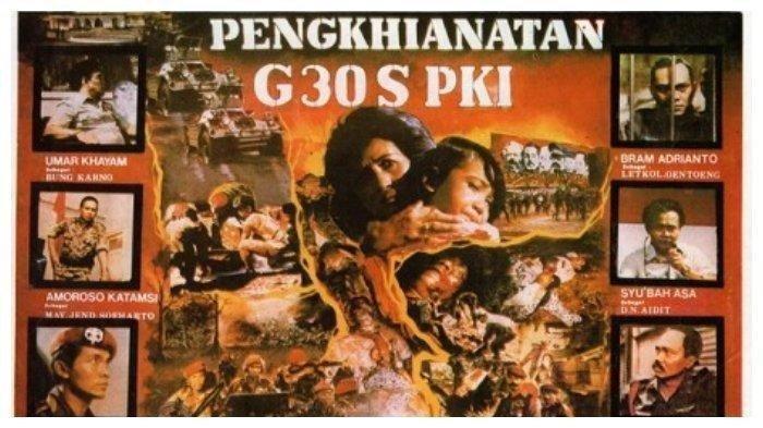 Jadwal dan Link Live Streaming Film G30S/PKI di TVOne: Penumpasan Pengkhianatan G30S-PKI