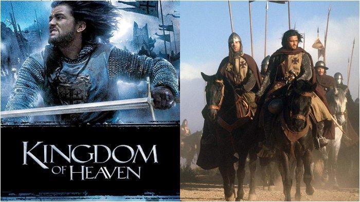 Poster film Kingdom of Heaven (2005)