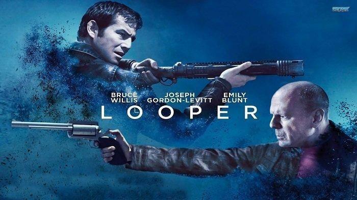 Sinopsis Film Looper: Aksi Joe Menjadi Seorang Looper, Malam Ini di Bioskop Trans TV