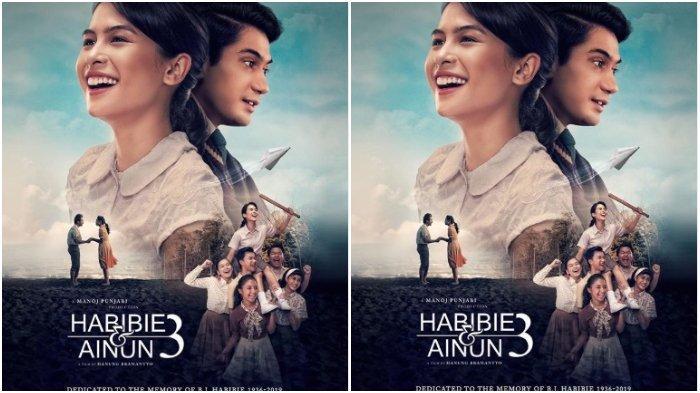 Poster Habibie Ainun 3