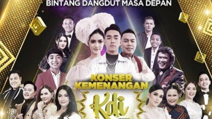 Intip Jagoan Iis Dahlia, Via Vallen dan Dewi Perssik Jelang Malam Konser Kemenangan KDI 2020