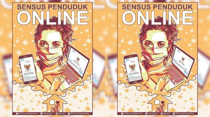 LOGIN sensus.bps.go.id untuk Sensus Penduduk Online, Siapkan Berkas dan Jangan Lupa Unduh Bukti