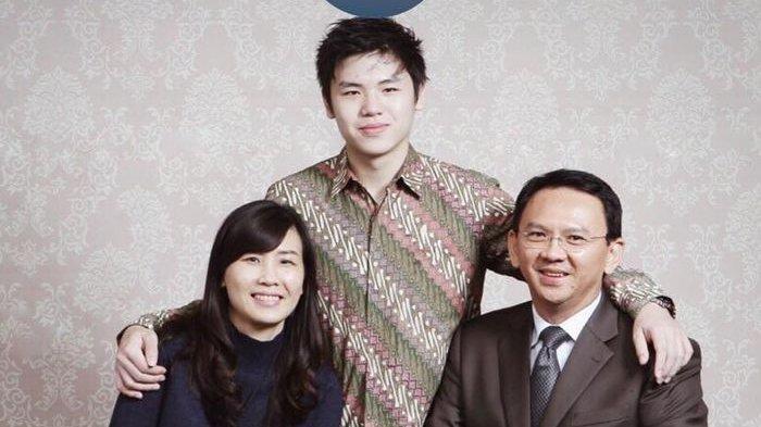 Veronica Tan, Nicholas Sean, Ahok