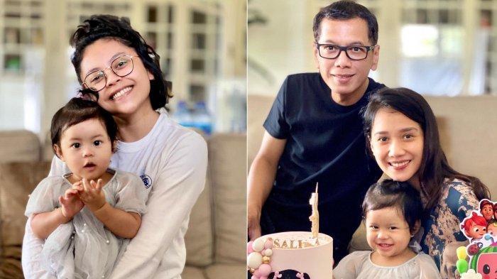 Salima Genap 1 Tahun, Intip Potret Anak Bungsu Wishnutama dan Gista Putri, Manja dengan Kakaknya