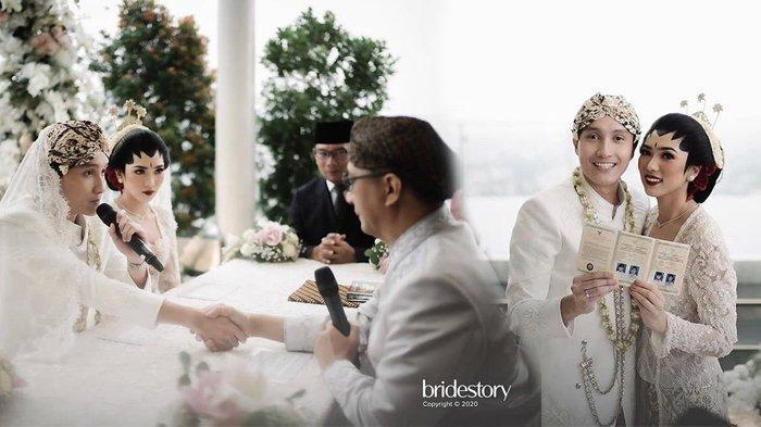 5 Fakta Pernikahan Isyana Sarasvati & Rayhan di Bandung, Lewati Acara Sakral Hingga Digelar Tertutup