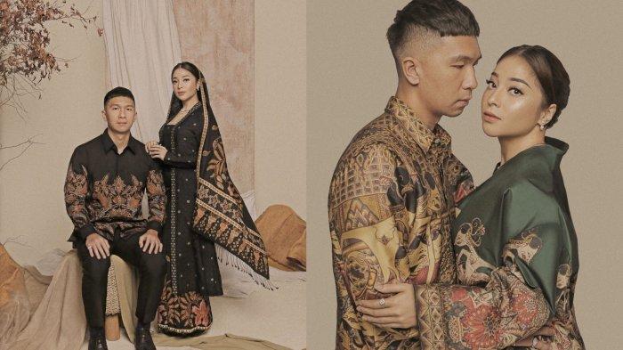 Potret prewedding Indra Priawan dan Nikita Willy.