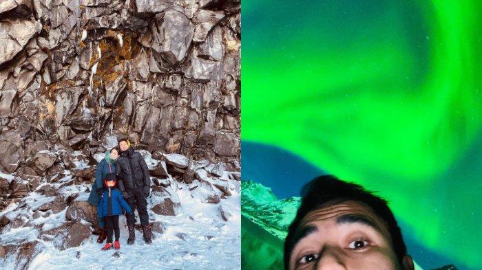 Potret Liburan Raffi Ahmad di Islandia, Intip Lokasi Syuting Game of Thrones hingga Berburu Aurora