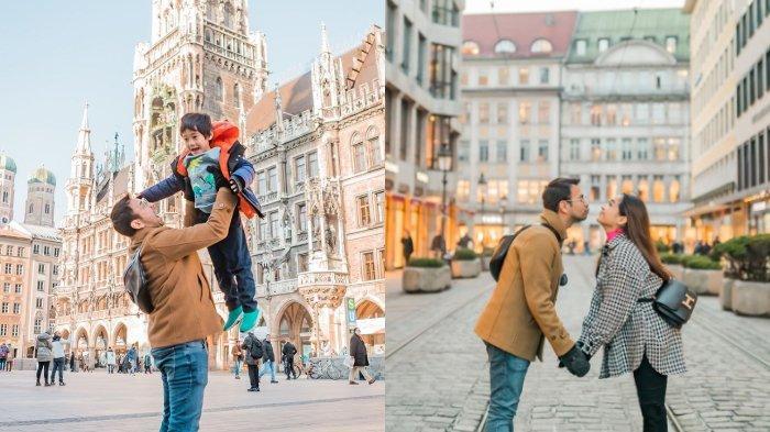 Potret Raffi Ahmad & Nagita Slavina Liburan di Jerman, Negara Ke-15 dalam Perjalanan Keliling Dunia
