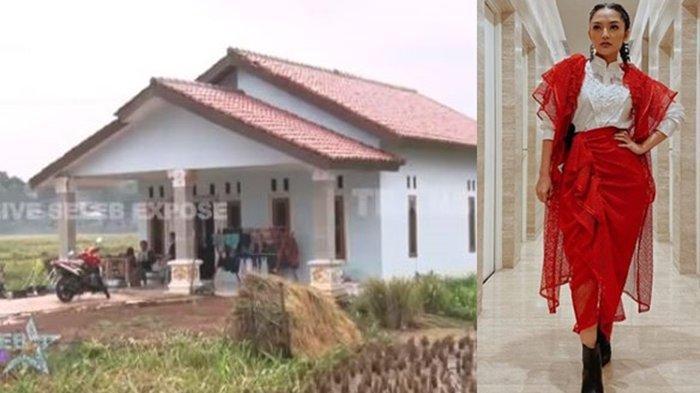 Cerita di Balik Rumah Sederhana Tengah Sawah Milik Pedangdut Siti Badriah, Jadi Impian Sejak Kecil