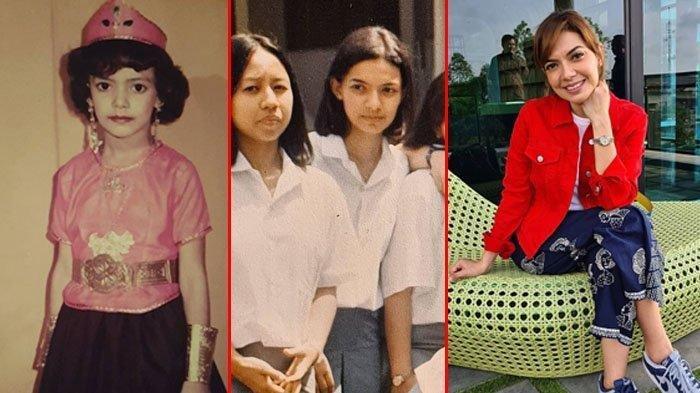 Foto SMA Najwa Shihab Viral, Ini Potret Transformasi Putri Quraish Shihab dari Bocah Hingga Dewasa