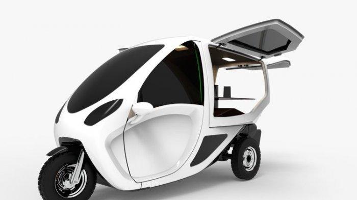 Kompetisi Desain PowerAce Digimodz Tantang Desainer Digital Eksplorasi Motor Listrik Roda Tiga