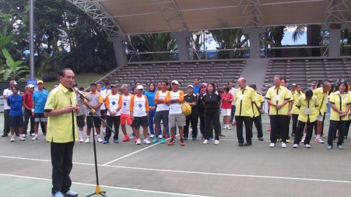 Indonesia International Men's Senior Tennis Championship Digelar 18-22 Oktober 2017