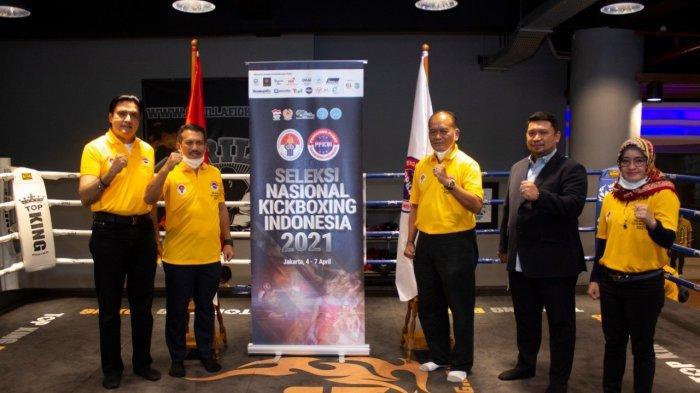 Gunakan Sistem Degradasi, PP Kick Boxing Indonesia Bidik Emas di SEA Games 2021
