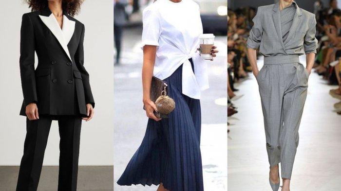 Sudah Mulai Kerja di Kantor? Ini 7 Fashion Item yang Bisa Kamu Gunakan untuk Office Look yang Modis