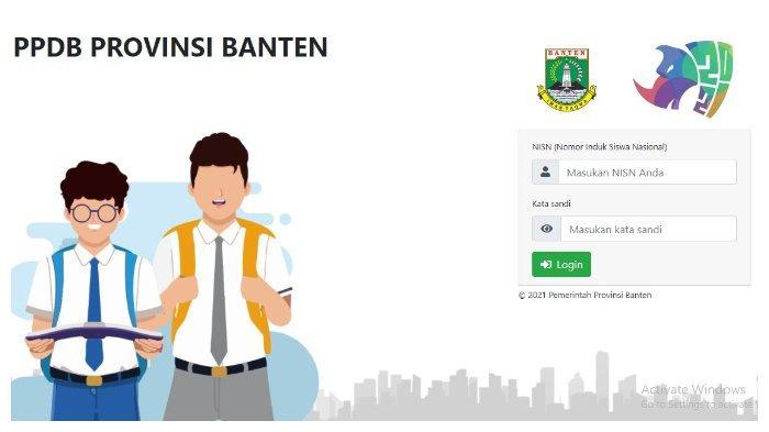 KLIK ppdbmandiri.bantenprov.go.id, Pendaftaran PPDB SMA Banten Ditutup Hari Ini 24 Juni 2021