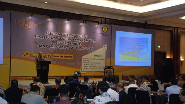 PPSDM Migas Adakan Diskusi untuk Tingkatkan Kualitas SDM