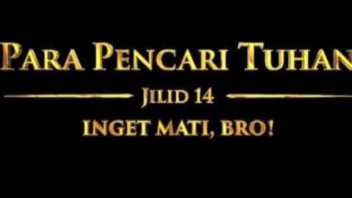 Sinetron religi Para Pencari Tuhan (PPT) yang digagas oleh aktor senior dan kawakan, Deddy Mizwar kembali hadir mewarnai bulan suci ramadan di Indonesia yang akan ditayangkan setiap hari selama ramadan di SCTV.