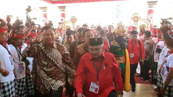 Pengamat: Kehadiran Prabowo Sinyal Kuat Gerindra Akan Gabung ke Koalisi Pemerintah