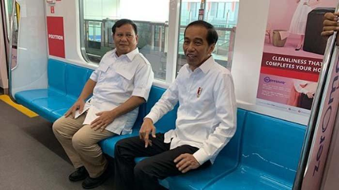 Prabowo Ungkap Alasan Kenapa Belum Ucapkan Selamat kepada Jokowi sebagai Presiden Terpilih