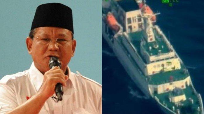 Tanggapan Santai Menhan Prabowo Soal Natuna Dikaitkan dengan Utang Indonesia ke China