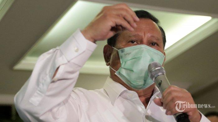 Prabowo Subianto : Kader Gerindra Tidak Boleh Lupa Diri dan Besar Kepala