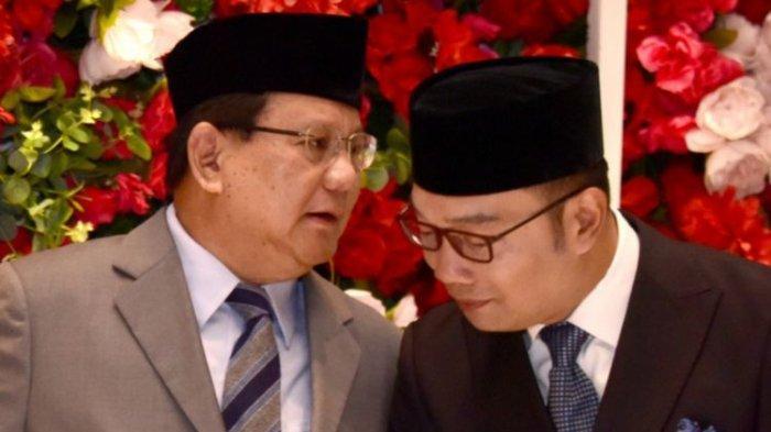 Bocoran Percakapan Menhan Prabowo dengan Ajudannya, Lockdown Opsi Terbaik!