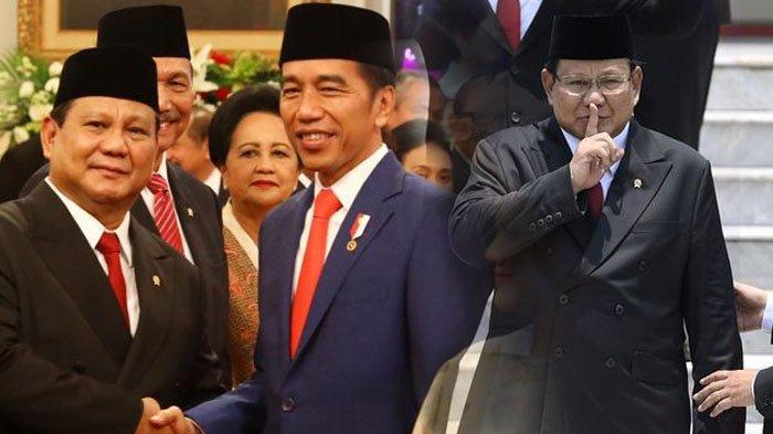 Prabowo Subianto Heboh dengan Tagar Menhan Skill Presiden, Kini Pegang Kendali Istana Negara?