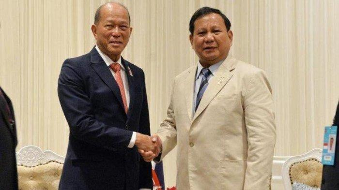 Menteri Pertahanan Republik Indonesia (Menhan RI) Prabowo Subianto menawarkan medium tank buatan PT Pindad kepada Filipina di sela pertemuan ASEAN Defence Ministers Meeting (ADMM) Retreat and 6th ADMM Plus 2019 pada Sabtu (16/11/2019) di Bangkok, Thailand.