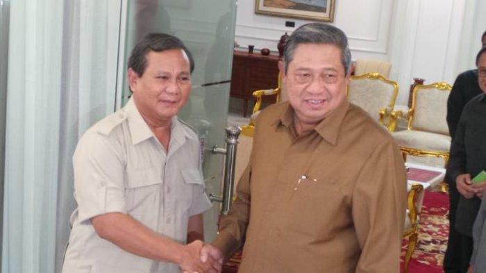 Demokrat Yakin Prabowo Minta Wejangan ke SBY untuk Menangkan Pilpres