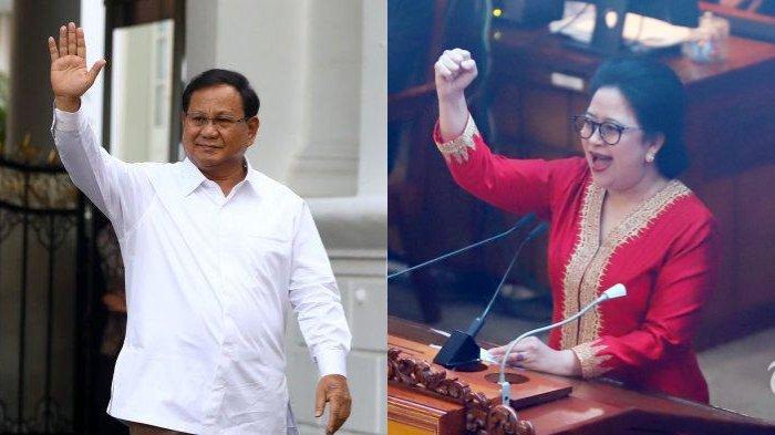 Prabowo-Puan Paling Diunggulkan Jadi Capres 2024 versi Polmatrix Indonesia, Raih Dukungan Terbanyak