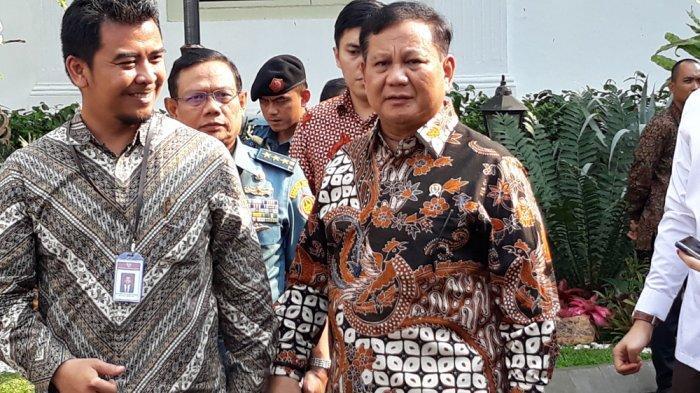Reaksi Prabowo Subianto soal Dugaan Korupsi Rp 10 Triliun di Asabri