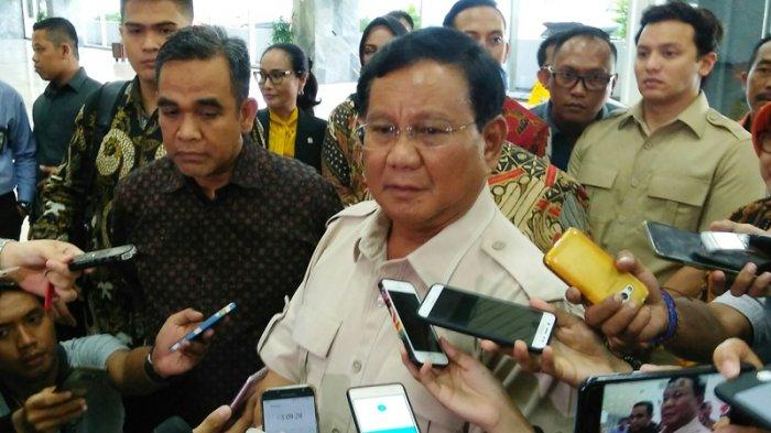 Tiga Lumbung 'Logistik' Partai Gerindra Untuk Usung Prabowo Dalam Pilpres 2019