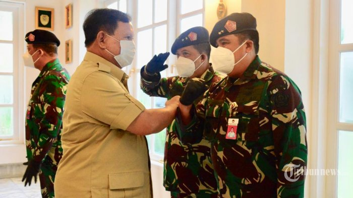 Masuk Posisi Teratas Survei Capres 2024, Prabowo Subianto Santai, Gerindra: Peluang Masih Terbuka