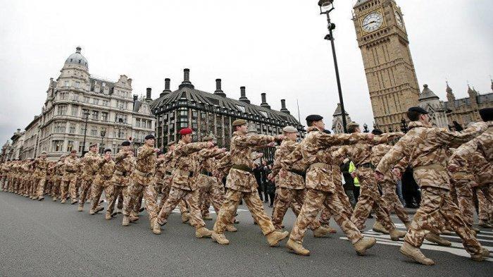 Ratusan personel keamanan Inggris disiagakan untuk mengantisipasi jika terjadi Brexit no-deal