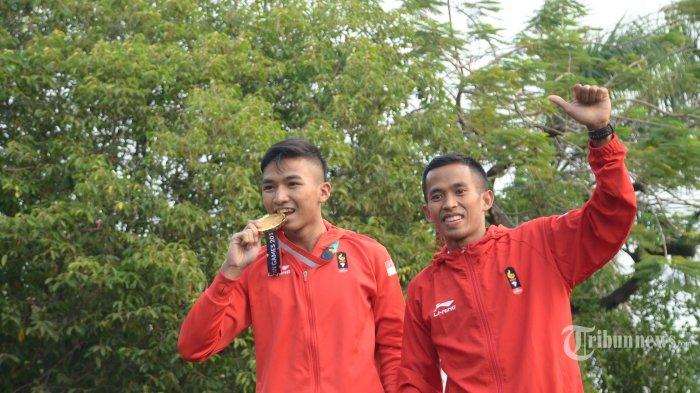 Atlet TNI Peraih Medali Asian Games Akan Naik Pangkat