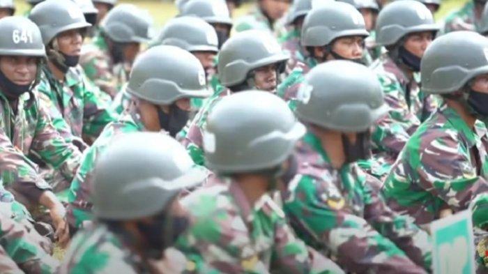 Cerita di Balik 1.000 Pemuda Asli Papua yang Direkrut Jadi Prajurit TNI AD