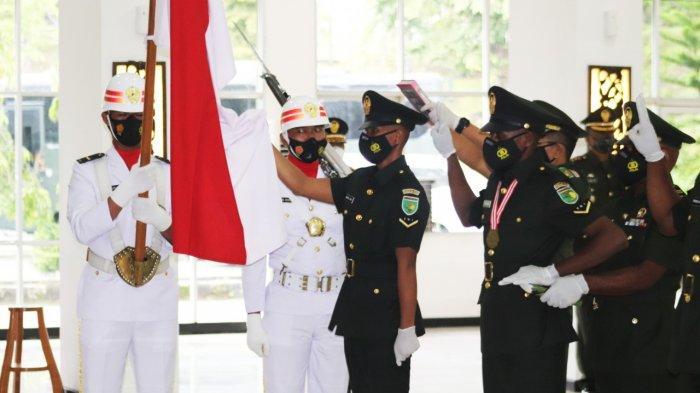 Membanggakan, 447 Putra Papua Resmi Jadi Prajurit TNI AD Kodam XVII Cenderawasih