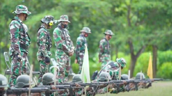 240 Calon TNI AD Asal Papua Ikuti Pendidikan Dasar Keprajuritan Bareng 21 Siswa Penerbad di Magelang