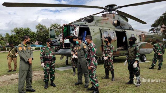 2 Jenazah Terduga Teroris Poso Telah Dimakamkan di Palu