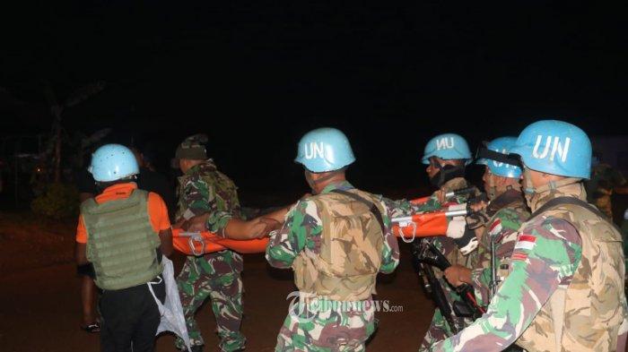 PBB Investigasi Insiden Penyerangan yang Menewaskan Anggota TNI Serma Rama Wahyudi di Kongo