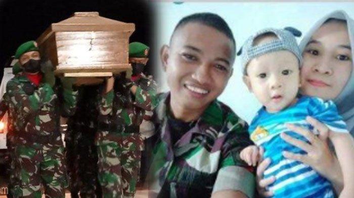 Profil Praka Dirhamsyah, Anggota TNI yang Jadi Korban Serangan Brutal Teroris KKB Papua