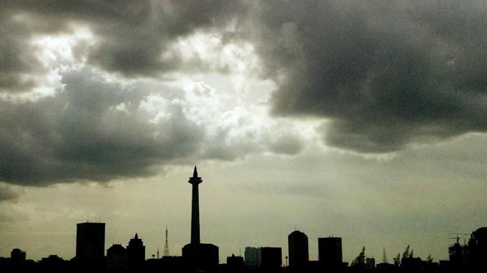 Prakiraan Cuaca Dki Jakarta Hari Ini Jakarta Selatan Dan Timur Berpotensi Angin Kencang Tribunnews Com Mobile