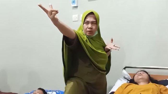 Praktik Ningsih Tinampi di Pasuruan