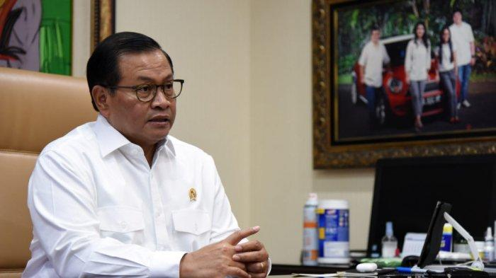 Ditanya Kepastian Jokowi Reshuffle Kabinet Rabu Besok, Pramono Anung: Besok Presiden ke Jawa Barat