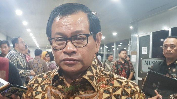Sekretaris Kabinet yang juga politikus PDIP Pramono Anung