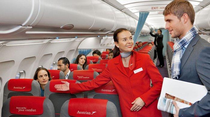 8 Hal yang Tak Boleh Dilakukan Pramugari dalam Pesawat, dari Tidur hingga Minum dengan Penumpang