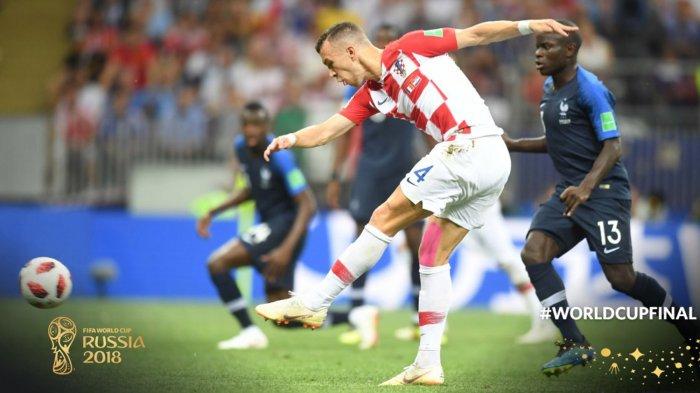 Tanpa Ivan Perisic, Kroasia Mustahil ke Final