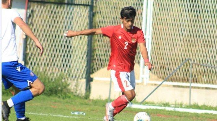 Pratama Arhan Ingin Bertemu Macelo Vieira, Mumpung Timnas Indonesia U-19 di Spanyol
