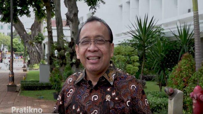 Menteri Sekretaris Negara, Pratikno.